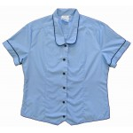 Belmont Junior Blouse Blue