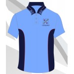 Belmont High Unisex Polo Shirt NEW
