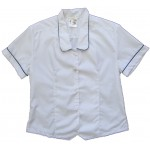 Belmont Senior Blouse White