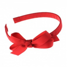 Hair Gabow Headband Red